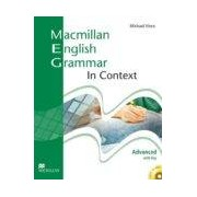 Vv.aa. Macmillan English Grammar In Context Advanced With Key And Cd-rom Pack