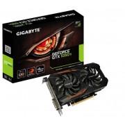 Gigabyte Nvidia GeForce GTX 1050 Ti OC 4GB GDDR5 Graphics Card GV-N105