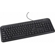 Tastatura Gembird KB-UM-101 Multimedia USB Black
