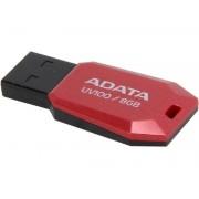 ADATA USB FD 8GB AData AUV100-8G-RRD crveni