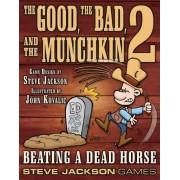 Steve Jackson Games - Gioco di carte Good The Bad And The Munchkin 2 (Importato da Inghilterra)