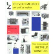 How to Construct Rietveld Furniture by Peter Drijver