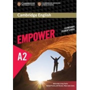 Cambridge English Empower Elementary Student's Book: Elementary by Adrian Doff
