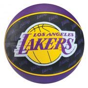 Bola Los Angeles Lakers Basquete Spalding NBA - Tam. 7