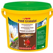 Hrana pesti iaz, Sera Pond BioGranulat 3800ml, 550gr, 7175