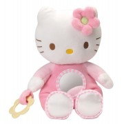 Mascota de plus Hello Kitty Flower