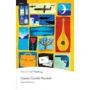 Level 6: Captain Corelli's Mandolin by Louis de Bernieres