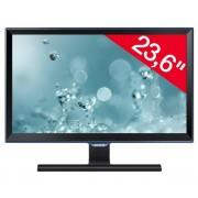 Ecran 23.6' LED S24E390HL Full HD - 4 ms - Format large 16/9 - Dalle PLS - HDMI - Bleu/Noir