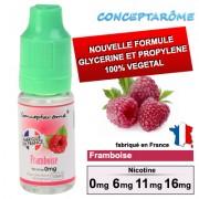 [DESTOCK] E-LIQUIDE CONCEPTAROME V2 FRAMBOISE - En Promotion : -41%