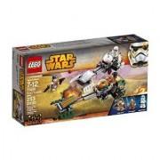 Fab N Funky Lego Star Wars Ezras Speeder Bike