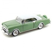 1953 Packard Caribbean 1/24 Green w/ White Soft Top