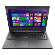Lenovo G50-45 80E301YTIH 15.6-inch Laptop (AMD E1-6010/4GB/500GB/Window 10 Home/Integrated Graphics), Black