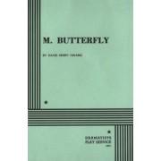 M. Butterfly by David Henry Hwang