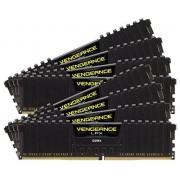 Corsair CMK64GX4M8B2800C14 Vengeance LPX 64GB (8x8GB) DDR4 2800Mhz C14 Mémoire Pour Ordinateur De Bureau Haute Performance Avec Profil XMP 2.0. Noir