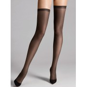 Autoreggente mocca Stay-Up Fatal 80 Seamless Wolford