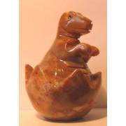 Mały dinozaur w jajku - 5,5 cm