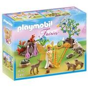 Playmobil Hadas - Hada de la música con animales del bosque (5451)