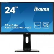 Ecran iiyama 24 L XB2483HSU-B2DP LED noir 60,5 cm (23,8 pouces) 1920 x 1080 pixels 4 ms (GTG)