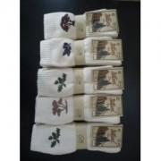 chaussettes bouclette en coton biologique (Taille:35/37 )