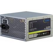 Sursa Inter-Tech Coba CES-400B 400W argintie Bonus Baterie Externa Hame T5