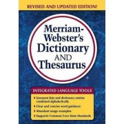 Merriam-Webster's Dictionary and Thesaurus by Merriam-webster Inc.