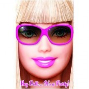 Barbie All Doll'd Up Invitations Package of 8