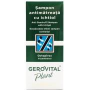 Gerovital Plant Tratament Sampon Antimatreata Cu Ichtiol (125 Ml)