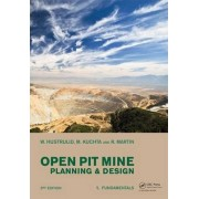 Open Pit Mine Planning and Design: Fundamentals, CSMine Software Package, CD-ROM: CS Mine Software v. 1-2 by William A. Hustrulid