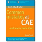 Debra Powell Common Mistakes at CAE...and How to Avoid Them
