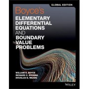 Elementary Differential Equations and Boundary Value Problems by William E. Boyce