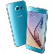 Smartphone Samsung Galaxy S6 64GB Blue, ram 3GB, 5.1 inch, android 5.0.2 Lollipop