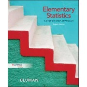 Elementary Statistics: A Step by Step Approach with Data CD and Formula Card by Allan G. Bluman
