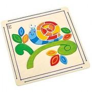 Hape - Paint it Yourself Happy Snail Wooden Art Kit