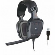 Casti Logitech Gaming G35 (Negru) Sunet Surround