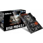 Placa de baza ASRock B150 PRO4 3.1 Socket 1151