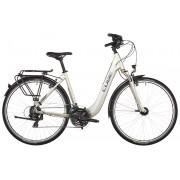 Cube Touring - Vélo de trekking - Easy Entry argent 54 cm Vélos de trekking