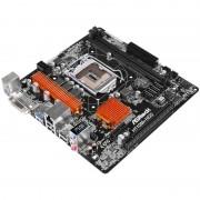MB, ASRock H110M-HDS /Intel H110/ DDR4/ LGA1151/ mATX (H110M-HDS_3Y)