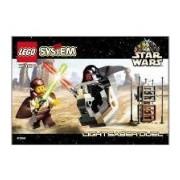 LEGO Star Wars Light Saber Duel 7101 (japan import)