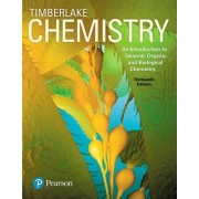Chemistry: An Introduction to General, Organic, and Biological Chemistry Plus Masteringchemistry with Etext -- Access Card Packag