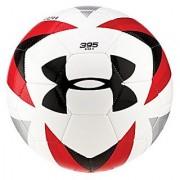 Under Armour Desafio 395 Soccer Ball White/Risk Red Size 5