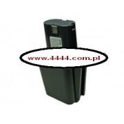 Bateria Bosch 2607300002 1700mAh 16.3Wh NiCd 9.6V