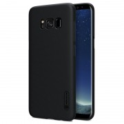 Capa Nillkin Super Frosted Shield para Samsung Galaxy S8+ - Preto