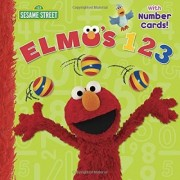 Elmo's 123 (Sesame Street) by Random House