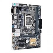 Asus H110M-A/M.2 Scheda Madre, Intel, 1151 mATX, M.2