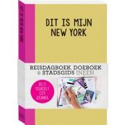 Reisdagboek - Reisgids Dit is mijn New York | Mo'Media