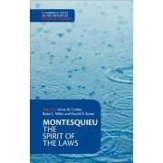 Montesquieu by baron de Charles de Secondat Montesquieu
