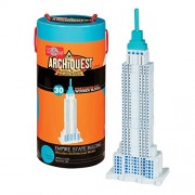 T.S. Shure ArchiQuest Empire State Building Wooden Architectural Blocks