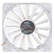 Ventilator 120 mm Aerocool Shark White LED