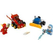 Lego® Dc Comics Super Heroes Mighty Micros: The Flash Vs. Captain Cold