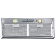 Electrolux EFG70310X - Hotte - groupe filtrant - largeur : 72.4 cm - profondeur : 28.9 cm - evacuation & recyclage - inox